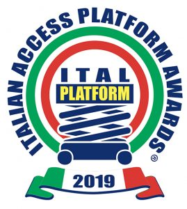 ITALIAN ACCESS PLATFORM AWARDS 2019